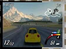 Top Gear Overdrive - Nintendo N64 Game