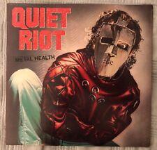 QUIET RIOT - METAL HEALTH VINYL LP 1983 PASHA RECORDS USA (EX)