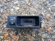 LAND ROVER, MG AND ROVER MODELS 1998 - 2005 COMPLETE DASHBOARD BLACK FASCIA LCD