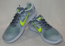 Nike Free RN 2017 (GS) Grey/Volt Boy's Running Shoes - Assorted Sizes NWB