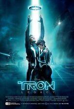 Tron: Legacy Movie Poster 27x40, Original, 2-Sided