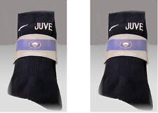 2 pairs Nike Juventus 2004/05 Away Football Socks Youth Boys Girls Uk 2.5-7