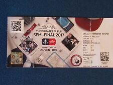 FA Cup Semi Final - Chelsea v Tottenham Hotspur - 22/4/17 - Ticket