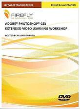 Adobe Photoshop CS3 Extended Video Training Tutorial