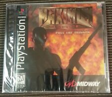 Maximum Force: Pull the Trigger (Sony PlayStation 1, 1997) ps1 ps2 New sealed