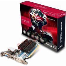 SCHEDA VIDEO SAPPHIRE R5 230 2Gb AMD RADEON 11233-02-20G HDMI VGA DVI PASSIVA PC