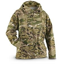 Military Style Multicam Multi Camo Anorak Jacket Parka Hoodie Pullover XXL