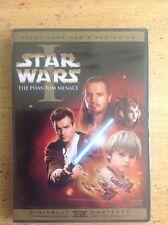 Star Wars Episode I: The Phantom Menace (DVD, 2001,2-Disc)NEW Authentic US