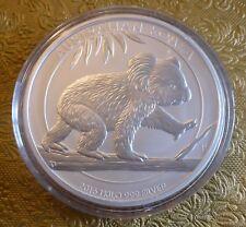 Koala 2016 - 1 Kg 1000g Silbermünze 999/1000