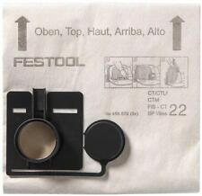Festool Filtersack FIS-CT 33 SP VLIES/5 | 456871