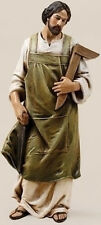 St. Joseph the Worker Catholic Statue Religious Figurine