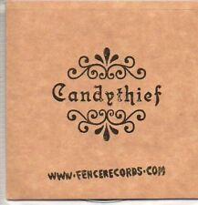 (P910) Candythief, Catholic Blues / Glass Eye - DJ CD