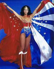 WONDER WOMAN TV SERIES LYNDA CARTER GLOSSY PICTURE 8x10 PHOTO