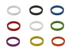 """BICYCLE ALLOY 1-1/8"""" ( 28.6mm)THREADLESS HEADSET SPACER 5mm CYCLING BIKES NEW!"""