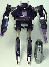The Transformers: G1: Decepticon Operations: Shockwave Loose Toy