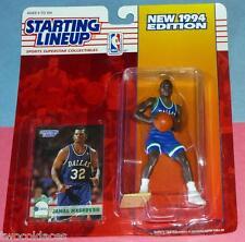 1994 JAMAL MASHBURN Dallas Mavericks Rookie -FREE s/h-  Starting Lineup NM+