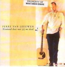 (BI208) Ferry Van Leeuwen, Niemand Doet Wat Ji- 1999 CD