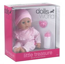 Hard Plastic Baby Dolls & Accessories
