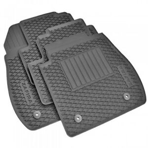 Genuine Vauxhall Zafira C Tourer All Weather Rubber Mats (Set of Four) 39140584
