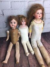 Antique German Nippon Doll Lot