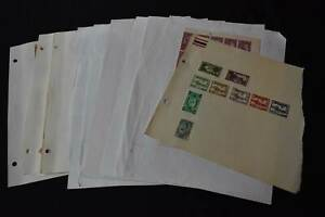 Asia on Pages Inc Mint Nepal Sheets, 99p Start, All Pictured