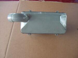 Original Air Cleaner Box w/Filter MG Midget 1500 good clamps 1975-79