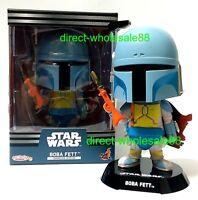 Hot Toys Star Wars The Last Jedi Boba Fett Cosbaby Animation Version Disney
