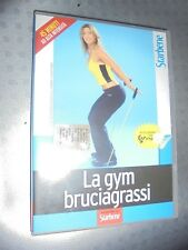 DVD LA GYM BRUCIAGRASSI STARBENE LE GUIDE COMBO HIGH FIT TOTAL BODY STRETCHING