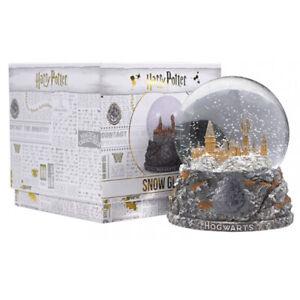 Harry Potter Snow Globe Hogwarts Castle Festive Glass Polyresin with Gift Box
