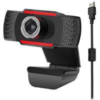 Full HD 1080P Webcam With Microphone Digital Cam USB For PC Desktop Laptop
