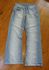 (260JAN) W28/L32 * Bench * ACE Blu Denim Jeans Da Uomo