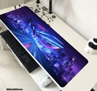 ASUS ROG Extra Large Gaming Mouse Mat Pad Non-Slip for PC Laptop Office 80x30cm