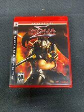 Ninja Gaiden Sigma (Sony PlayStation 3, 2007) PS3