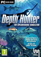 Depth Hunter (PC DVD) BRAND NEW SEALED