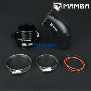 MAMBA K04 / K04-064 Turbo Muffler Delete Pipe VW Scirocco R 2.0T TW