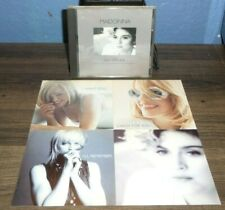 MADONNA OH FATHER EUROPE LIMITED EDITION CD SINGLE & POST CARDS LIVE TO TELL
