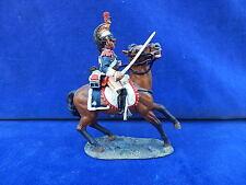 DELPRADO - SOLDAT PLOMB / Lead soldier - FRANCAIS - CUIRASSIERS - 1806 - 1812