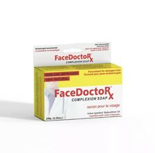 FaceDoctor Soap   Acne Rosacea Breakthrough WORKS ON ALL SKIN PROBLEMS**