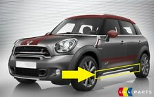 NEW GENUINE MINI R60 COUNTRYMAN EXTERIOR OPTICS SIDE SKIRTS FULL SET KIT