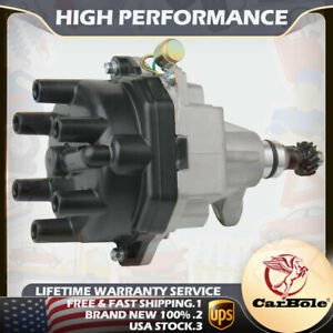 Ignition Distributor For Nissan Frontier Xterra QX4 Pathfinder Quest 2000-2004