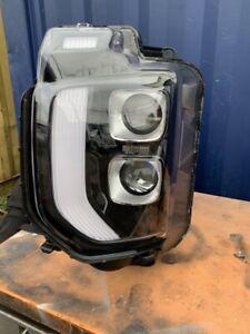 2019 2020 HYUNDAI PALISADE LEFT DRIVER HEADLIGHT  LED DUAL BEAM SYSTEM OEM!!
