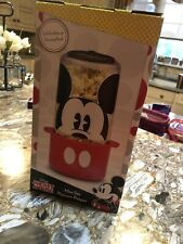 Mickey Mouse Mini Stir Popcorn Popper - New in Box