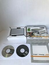 Guitarra de vía rápida de audio-M Interfaz De Grabación Micrófono Digital USB