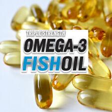 90 Gélules Huile de poisson pure Omega 3