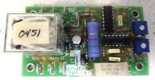Whirlpool Repeat Cycle Timer Circuit Board, 220V, 50/60, #1003793