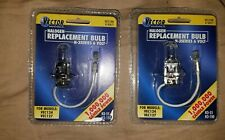 6 Volt 1,000,000 Candle Power Halogen Bulbs