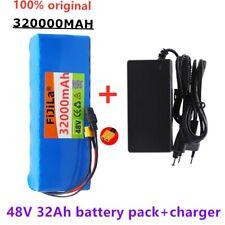 48V 32Ah 320000mah 1000 watt battery Pack Ion 54.6v e-bike scooter bike charger