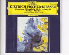 CD CHRSTOPH ESCHENBACHDieskau SCHUMANN dichterliebeDG EX+ (A5418)