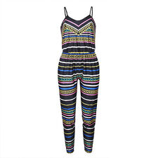 Womens Bodycon Evening Party Playsuit Romper Long Jumpsuit Trousers Clubwear