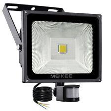50W LED Floodlight Security Light Motion Sensor Outdoor Waterproof PIR 5000LM